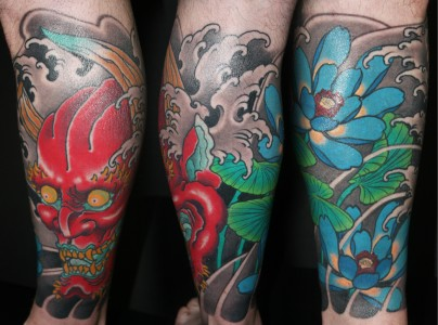 Tattoo Asia Hennya Sleeve