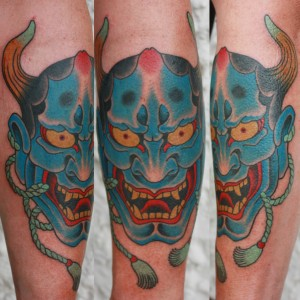 Tattoo Asia Sleeve Hennya