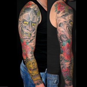 Tattoo Sleeve Asia